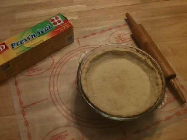Food Processor Pie Crust Recipe