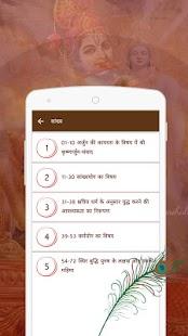 Bhagavad Gita In Hindi - náhled