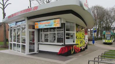 Photo: Pommes Minister; Frankenstraße 71
