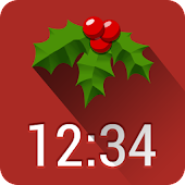 Animated Christmas Clocks