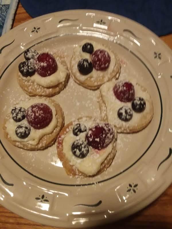 Easy Fruit Tarts