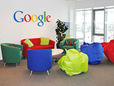 Google's Europe Office in Aarhus, Denmark.