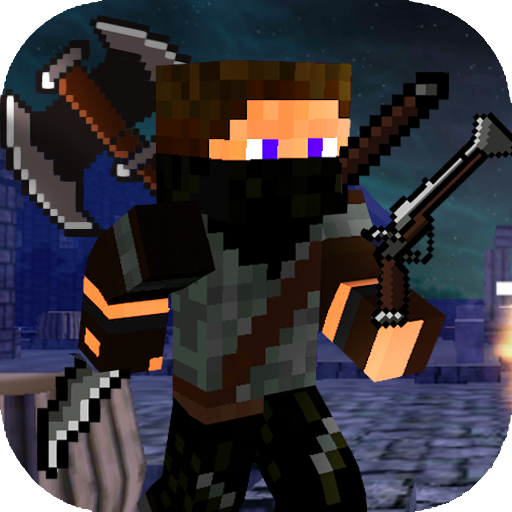 Block Ninja Survival Games (game)