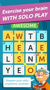 Word Streak-Words With Friends- screenshot thumbnail