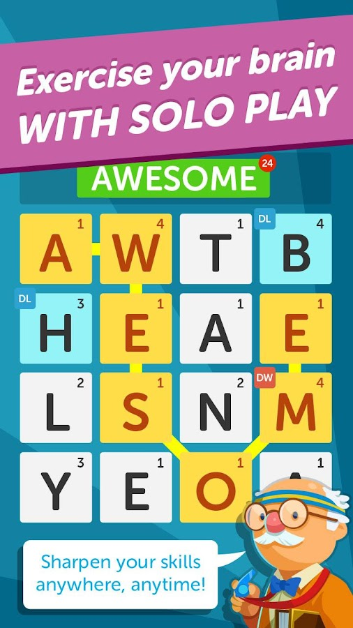 Word Streak-Words With Friends- screenshot