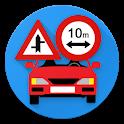 آزمون آیین نامه راهنمایی و رانندگی اصلی 98 icon