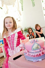 Photo: Masha - 6. narozeniny