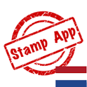 Stamps Netherlands, Philately icon