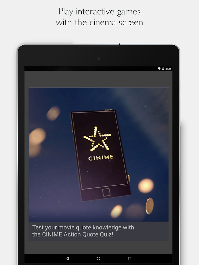 cinime- screenshot