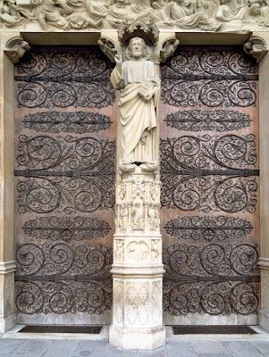 portone di Notre Dame di MWALTER