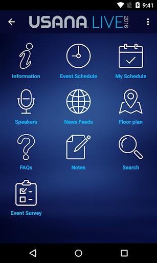 玩免費商業APP|下載USANA Live app不用錢|硬是要APP