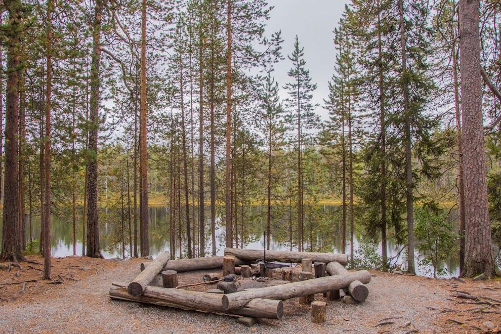 hiken-in-finland