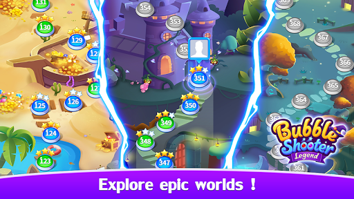 Bubble Shooter Legend apkmr screenshots 4
