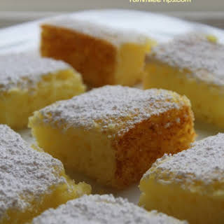 2 Ingredient Lemon Bars.