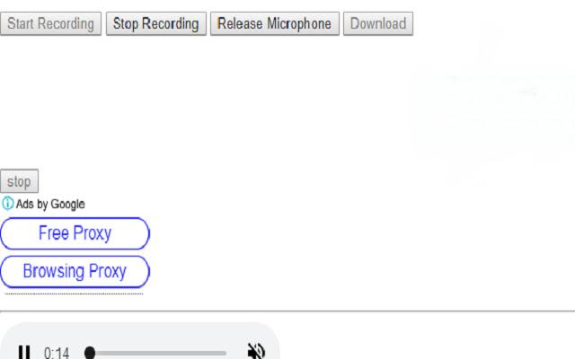 Audio Voice Recorder Pro