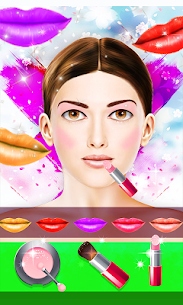 Makeup Salon – Dress up bunny Games 2