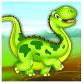 Tải Cuốn sách màu sắc khủng long APK