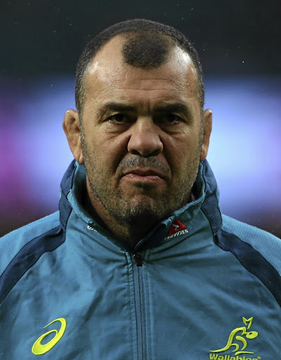Michael Cheika. Picture: SUPPLIED