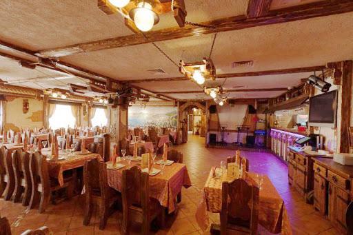 Большой зал в ресторане Мангал Сити для свадьбы 2