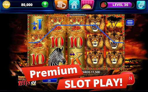 Slingo Arcade: Bingo Slots Game modavailable screenshots 9