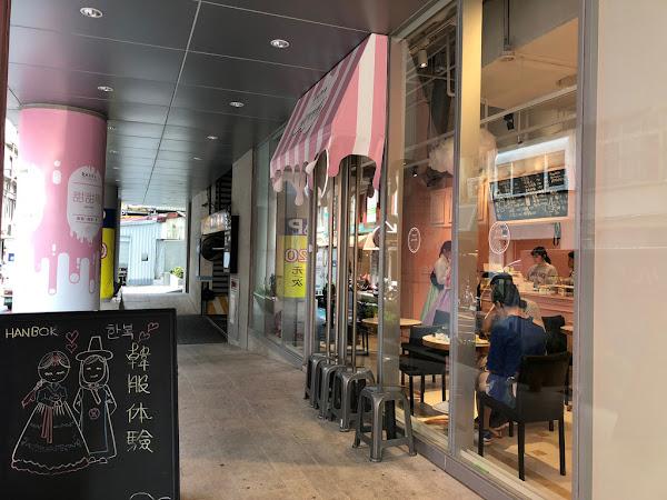 在新竹人人也可以體驗當歐爸歐逆的餐廳RAINmaker Sweets 甜甜雨