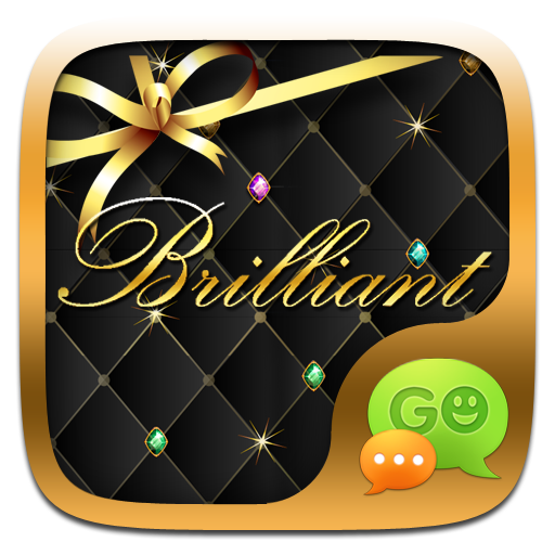 (FREE) GO SMS BRILLIANT THEME