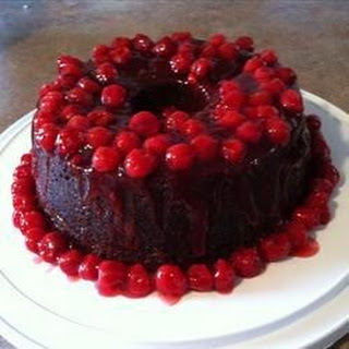 Chocolate Cake With Cherry Pie Filling Recipes