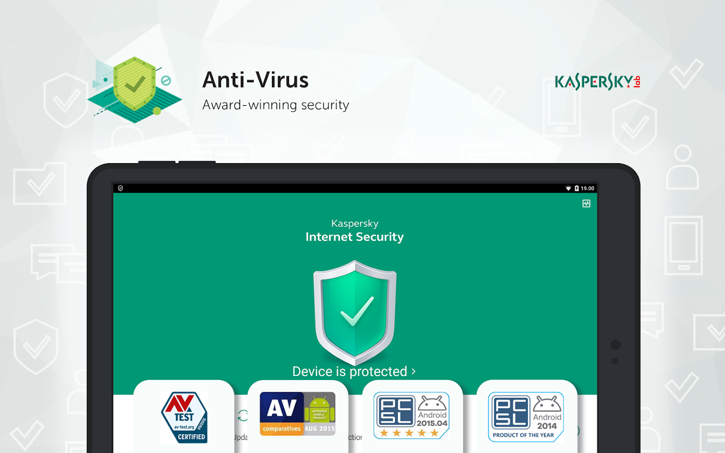 Kaspersky Antivirus & Security - Android Apps on Google Play
