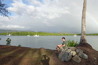 Photo: Port Douglas rainbow.