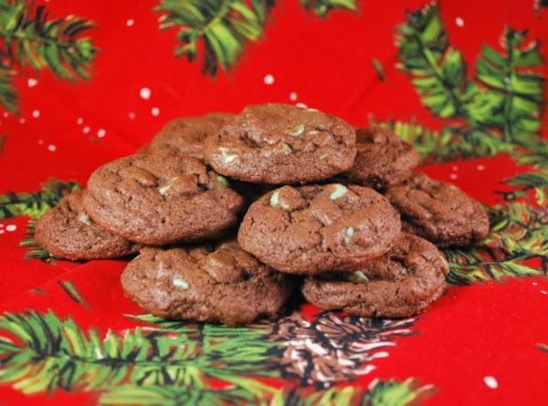 Chocolate Mint Cookies Recipe