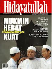 Hidayatullah Edisi Maret 2015