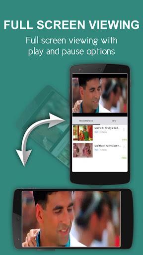 Movies n Music :Live TV Videos 2.0 screenshots 1