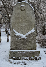 Photo: Uniemyśl - pomnik upamiętniający poległych podczas I Wojny Światy