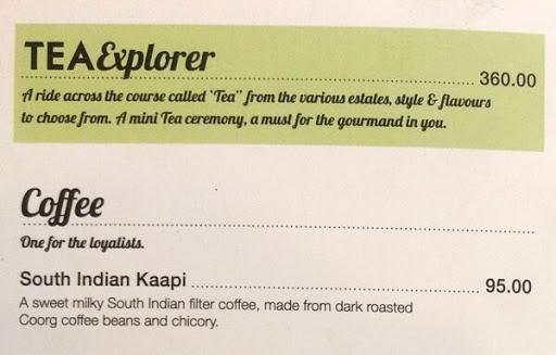 Tea Trails menu 4