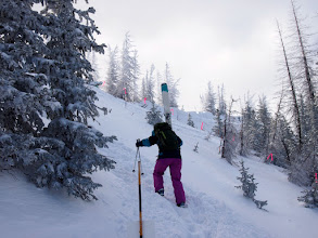 Photo: 100% of the mountain opened December 9th.