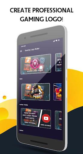 Gaming Logo Maker - Editable eSports Templates 3.0 screenshots 3