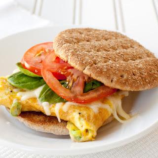Egg & Cheddar Breakfast Sandwich