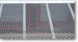 ALUMINUM WINDOW WELL GRATES