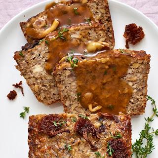 Classic Vegetarian Nut Loaf Recipe