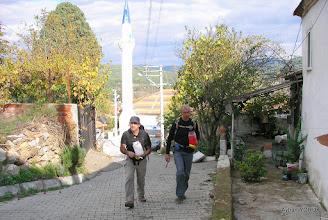 Photo: Çile Köyü EFES-MİMAS (İYON) YOLU 4. Etabı - ALTARNATİF ROTA - 29.11.2015  (ÇİLE-AHMETBEYLİ-CLAROS Arası)