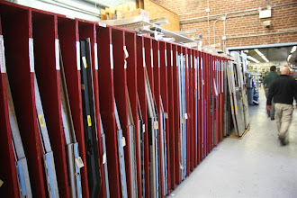 Photo: Lots of spare doors