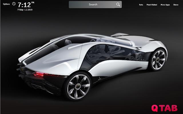 Bentley vs Alfa Romeo Wallpapers HD New Tab