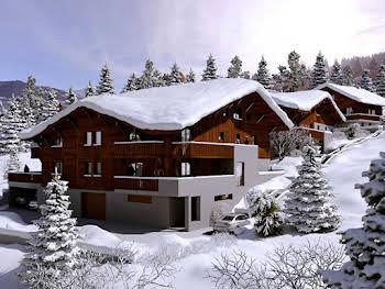 Appartement 4 pièces 90,96 m2