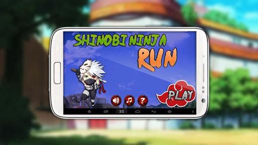 Super Ninja Shinobi Run