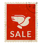 Postamp Icon Pack- Postage Stamp Icon