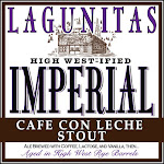 Lagunitas High West-Ified Imperial Cafe Con Leche Stout