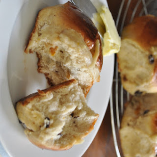 Hot Cross Buns And Hot Choc Buns
