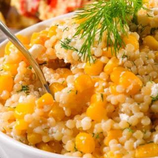 Couscous Corn Salad.