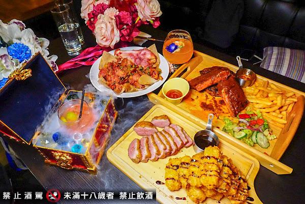 LION義式餐酒館|浮誇大升級!超厲害捧花+讓人好奇的潘朵拉盒