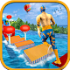 Download Real Stuntman Water Run Wipeout Free Games 2018 For PC Windows and Mac